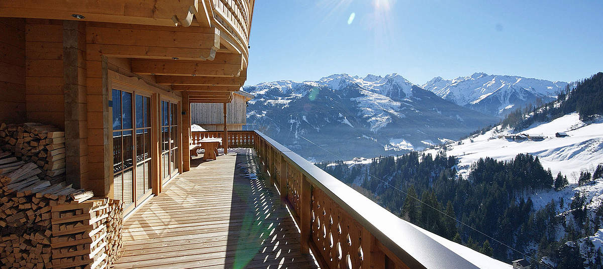 Apartment in Nationalpark Hohe Tauern