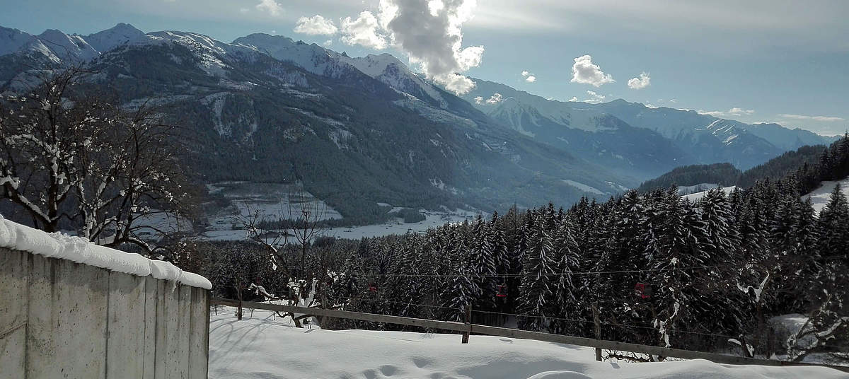 Winterurlaub in Hollersbach, Pinzgau