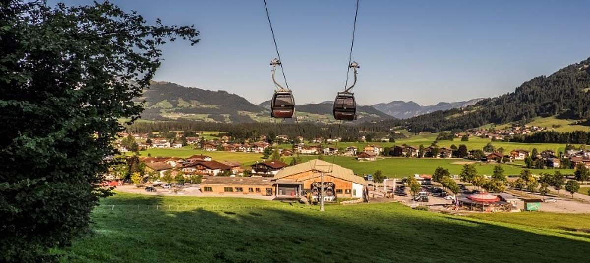 Urlaub in Tirol     © Krings Maren / Brixental