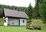 Mountain hut in Styria