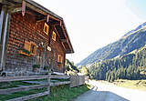 Mountain hut in Neukirchen
