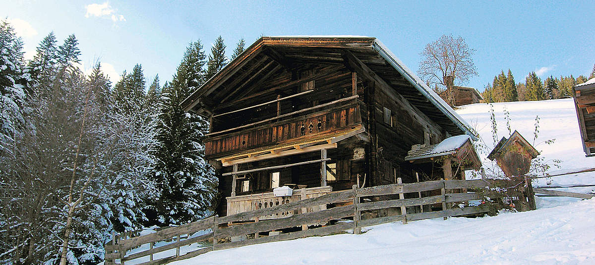 Winterurlaub in Tirol