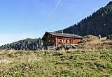 Mountain hut in Nationalpark Hohe Tauern