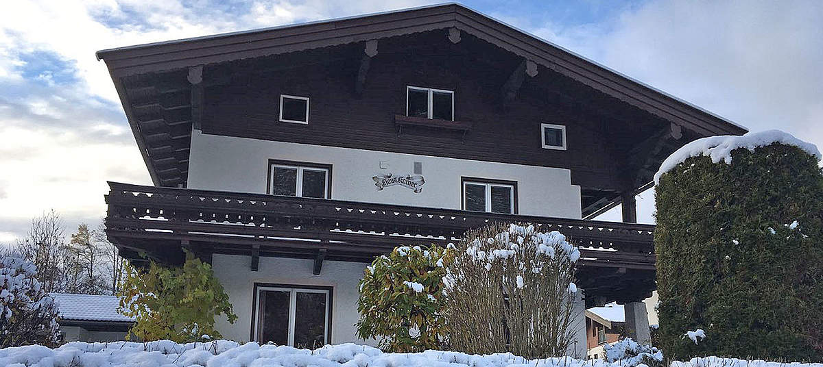 Winterurlaub in Leogang