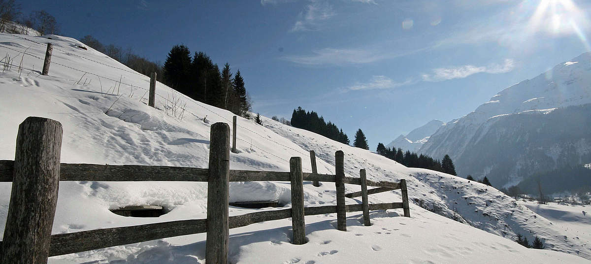 Winterurlaub in Rauris