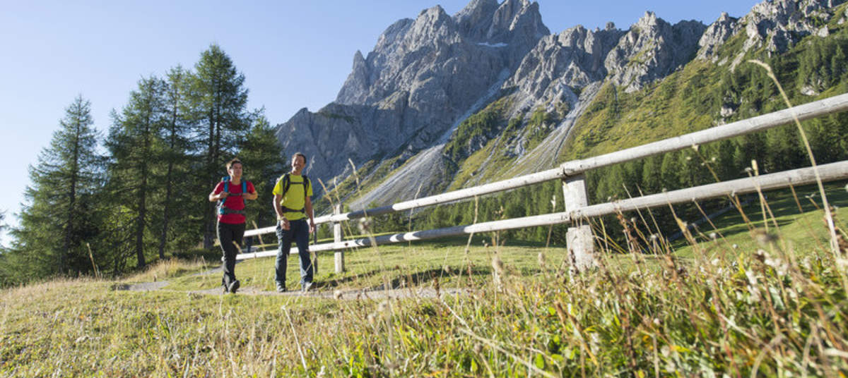 Summer & winter holiday in the Pustertal / South Tyrol     © IDM Südtirol / Thomas Grüner