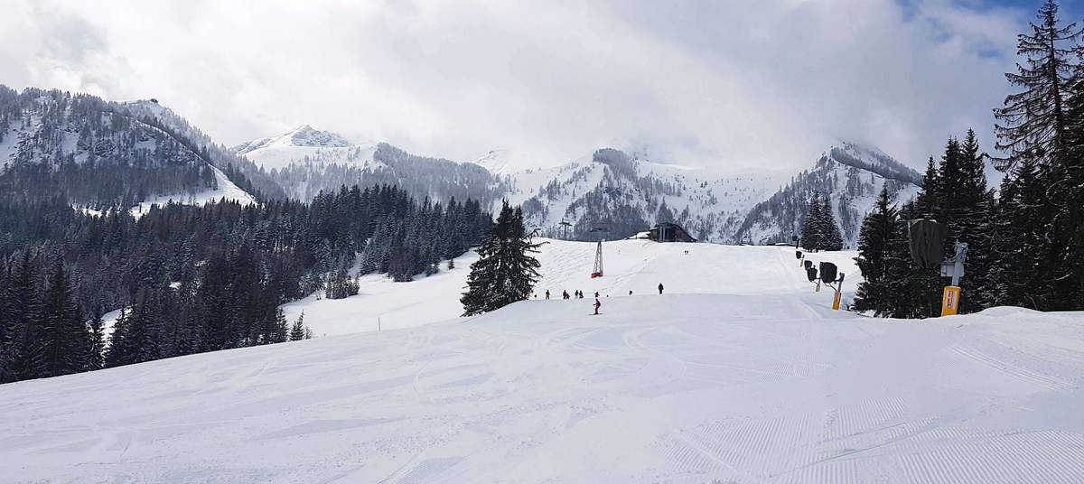Winterurlaub in Fieberbrunn